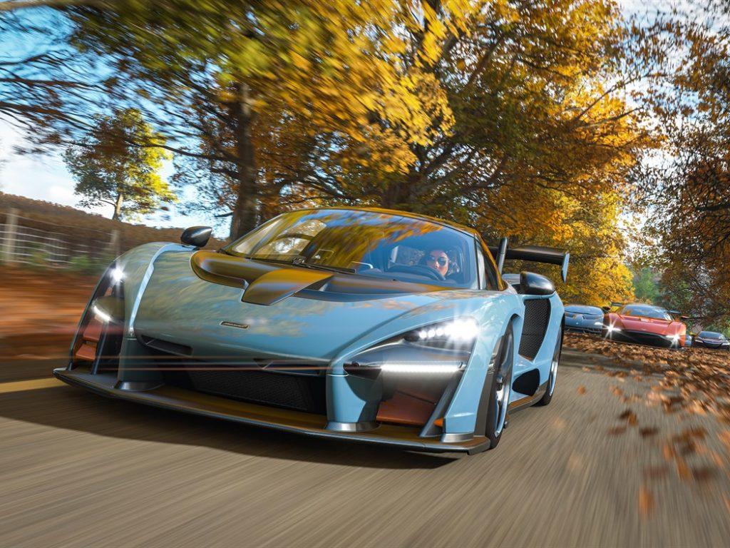 Forza Horizon 4 rea