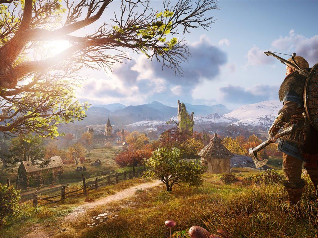 Assassin's Creed Valhalla får stabilitets patch